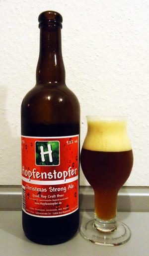 Hopfenstopfer Christmas Strong Ale
