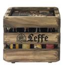 Leffe-Abteibiere in der urigen Holzkiste