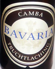 Camba Bavaria Eric´s Stout Flasche