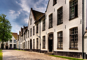 Belgien Beginenhof