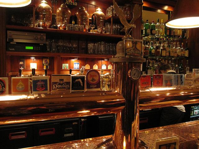 Biercafe Belgien
