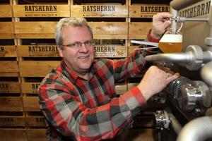 Thomas Kunst, Leitender Braumeister der Ratsherrn Brauerei