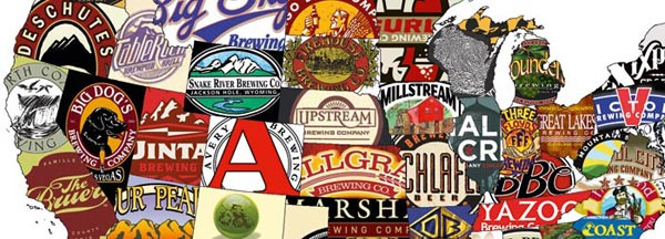 Craft Beer-Vielfalt in den USA