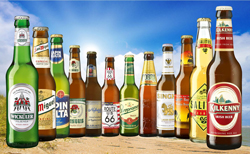Bierpaket: Biere aus aller Welt