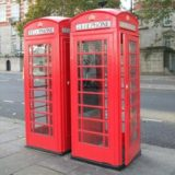 Die wohl bekanntesten Telefonzellen