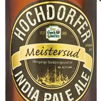 Hochdorfer Meistersud IPA Flaschendesign