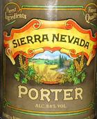 Sierra Nevada Porter Flasche