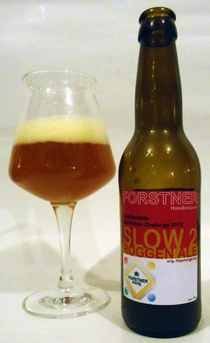 Forstner Slow 2 Roggen Ale