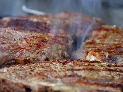 Bier-Steak
