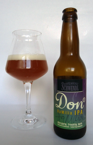 Don No.3 HaMilia IPA