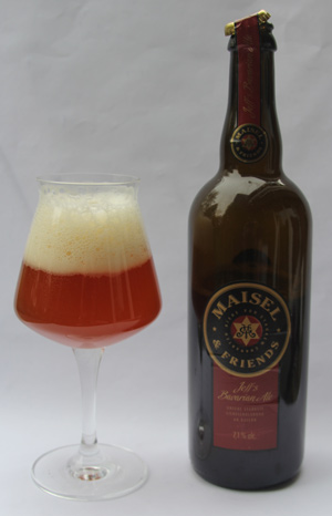 Jeffs Bavarien Ale