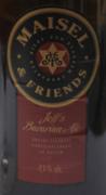 Jeffs Bavarien Ale Etikett