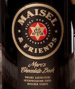 Maisel & Friends, Marc´s Chocolate Bock, Design