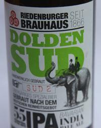 Riedenburger Brauhaus Dolden Sud Design