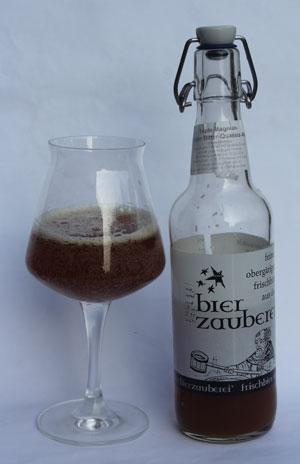 Bierzauberei - Triple Magnum Super Bitter Quassia Ale