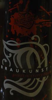 Duckstein Braukunst Edition No.2 Etikett