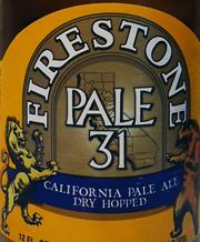 Firestone Pale31 Etikett