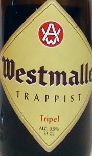 Westmalle_Triple_Etikett