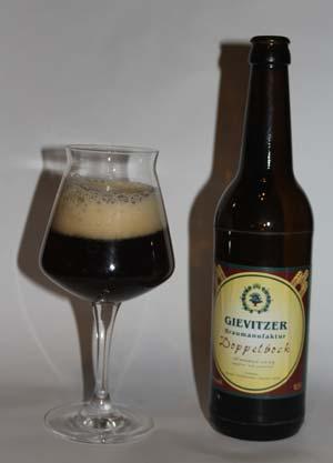 Gievitzer-Braumanufaktur-Doppelbock