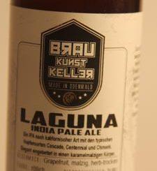 Laguna IPA Etikett