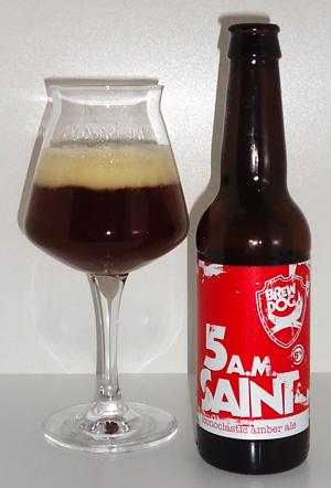 BrewDog 5 A.M. Saint