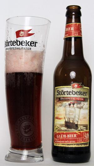Im Biertest: Störtebeker Glüh-Bier