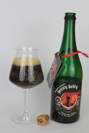 Im Biertest: Horny Betty