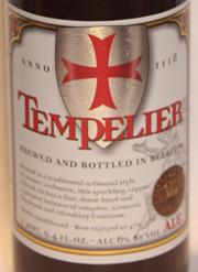 Anno 1118 Tempelier Etikett