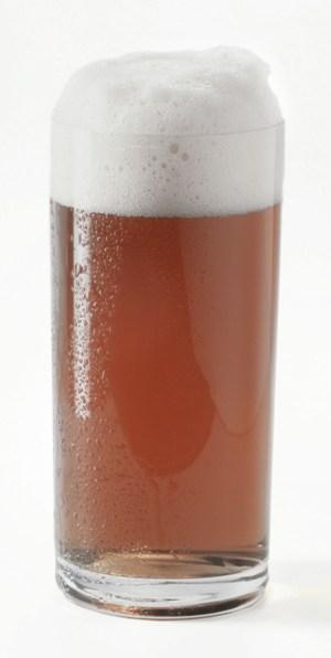 Altbierglas einzeln