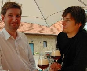 Andre und Dirk Isendorfer Brauerei