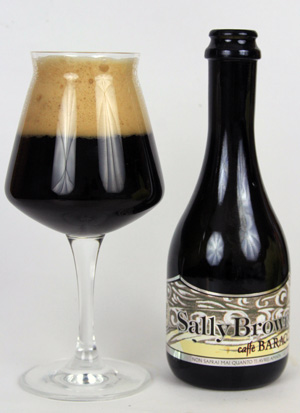 Im Biertest: Birrificio del Ducato Sally Brown Stout