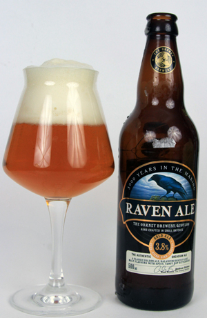 The Orkney Brewery Raven Ale