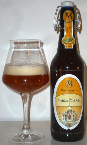 Maxbrauerei India Pale Ale