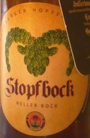 Baumburger Stopfbock
