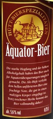 äquator-bier_etikett
