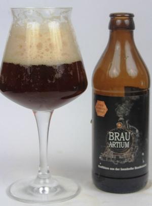 brauartium obergärig dunkel
