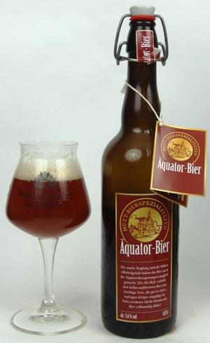 hütt äquator-bier