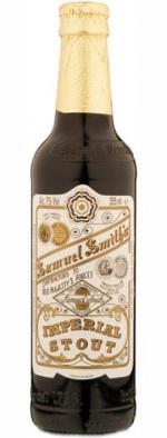 Bier zum Entspannen: Samuel Smith Imperial Stout