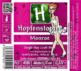 Monroe-Etikett