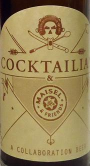 Cocktailian IPL Etikett