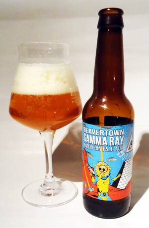 Beavertown Gammaray Pale Ale