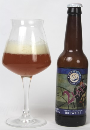 Brewfist 2 Late IIPA