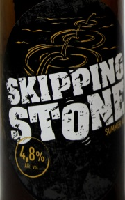 Craftwerk Brewing Skipping Stone Etikett