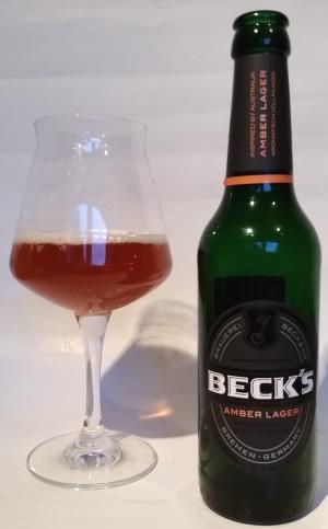 Becks Premiumspezialitäten: Amber Lager