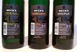 Becks Premiumspezialitäten