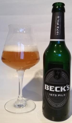 Becks Premiumspezialitäten: 1873 Pils