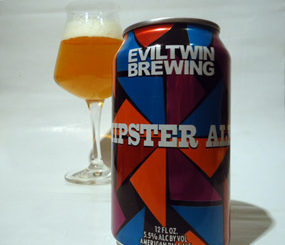 Eviltwin Hipster Ale
