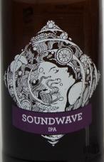 Sound Wave IPA Etikett