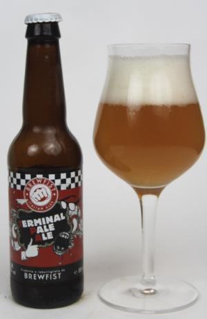 Brewfist Terminal Pale Ale