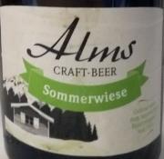 Alms Sommerwiese Etikett